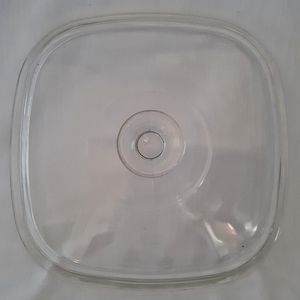 Corning Pyrex A12C Replacement Lid Only Square Fit
